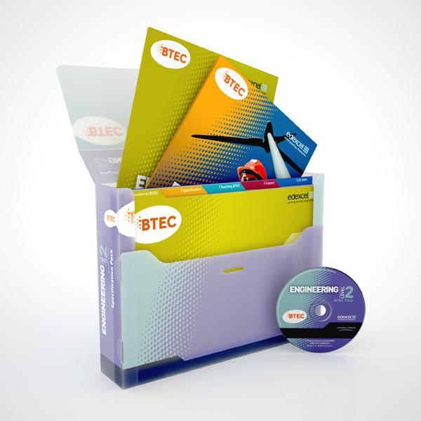 3D Visualisation – BTEC Marketing Pack