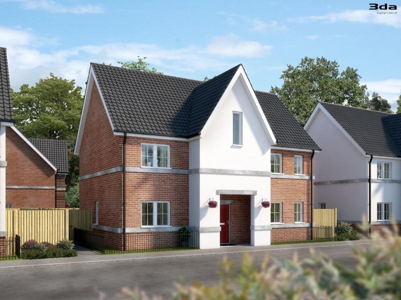 CGI Property Visualisation – Residential 3D Renderings
