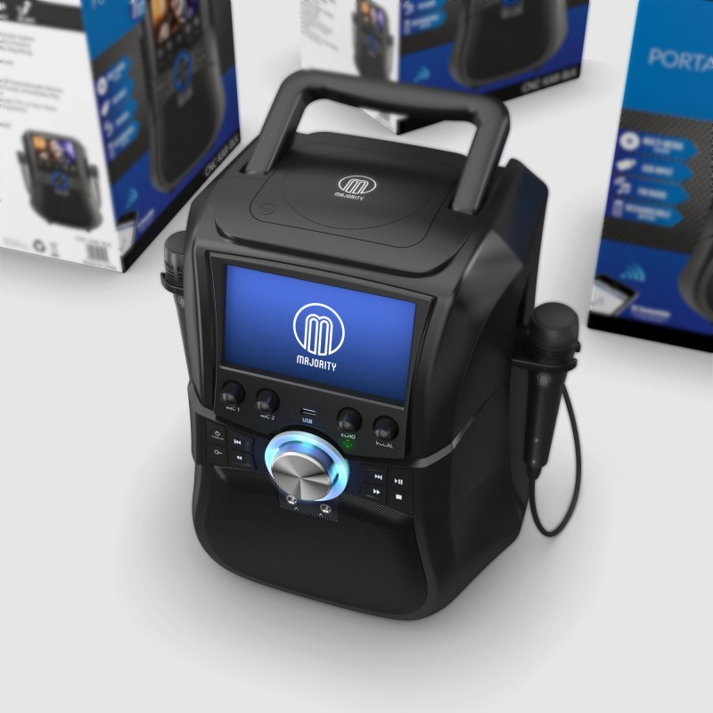 3D Visualisation – CGI Product Rendering Karaoke Machine